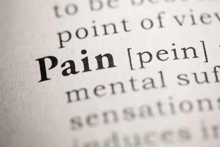 Spoznaj kaj je tvoja resnična bolečina