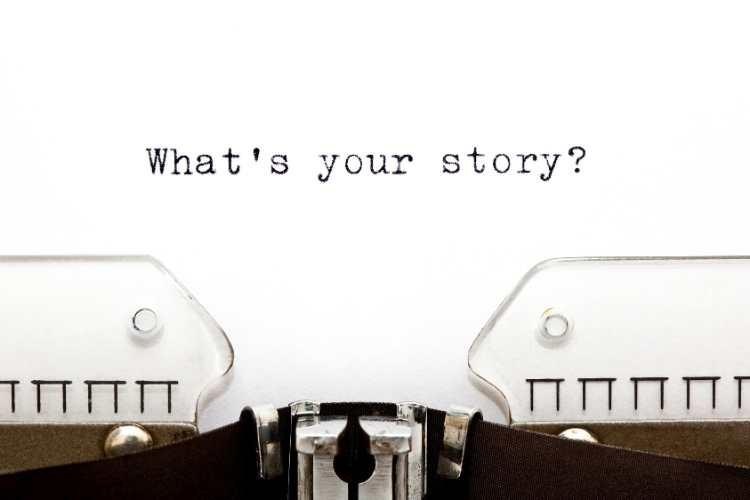 Kaj je tvoja zgodba